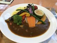 スペシャル野菜カレー@クレイヨン・ピピー(大和駅) - よく飲むオバチャン☆本日のメニュー