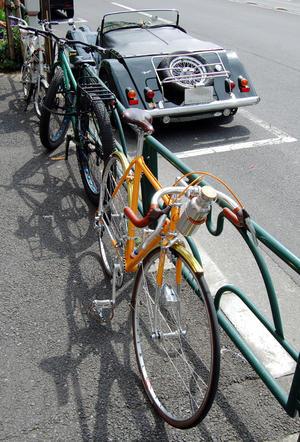 5月22日(水)は定休日です。 / 愛車いろいろ - ベロエキップ便り <江東区清澄白河の自転車屋さん&ハンドメイドも好きな店>