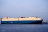 アザマラ・クエストの入港と東京湾の景色No2 - N.Eの玉手箱