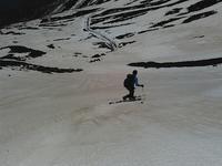 のんびり、まったり、乗鞍バススキー - 山にでかける日
