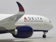 デルタ航空 A350-900N502DN - 趣味散策