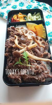 息子弁当154&娘弁当 - 料理研究家ブログ行長万里  日本全国 美味しい話
