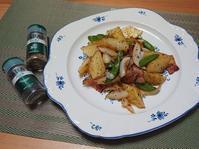 旬野菜とさわやかハーブ入り☆彡ジャーマンポテト - candy&sarry&・・・2