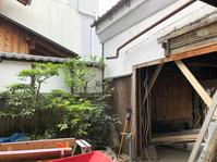 奈良町町家改修工事進捗状況 - 国産材・県産材でつくる木の住まいの設計 FRONTdesign  設計blog