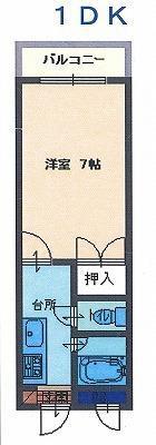 宇和町稲生1DK「メゾンドマーク」空室情報!!(6月下旬予定) - yuuki yakushijinの「Still Alive... And Well? 2019」
