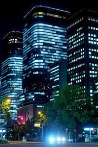 淀屋橋界隈はビジネス街です - スポック艦長のPhoto Diary