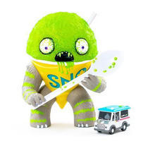 The Abominable Snowcone - Lime Edition by Jason Limon - 下呂温泉 留之助商店 入荷新着情報
