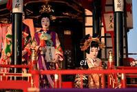 お旅まつり・子ども歌舞伎新吉原揚屋の場の壱 - ちょっとそこまで