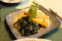 今年の筍料理いろいろ☆ - dinghymamaのhappy♪kitchen