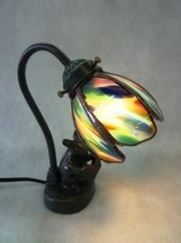 フリモントでランプ - atelier GLADYS  ステンドグラス工房 作り手の日々