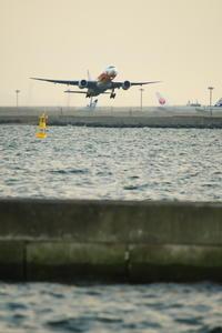 HND - 544 - fun time (飛行機と空)