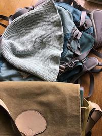 """準備preparation - B面""""糸始末な日々""""The back of """"Thread&Yarn Handing Days"""""""