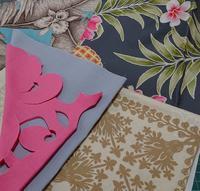 ロケラニクッションとステンドグラスのキットです‼️ - ほっと一息・・~Sakura's Hawaiian QuiltⅡ