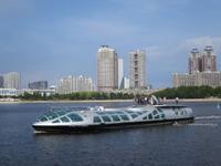 水上バスで隅田川クルーズが気持ちいい! - イタリアワインのこころ
