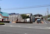 工事中/うどん屋/飲食店舗設計/倉敷 - 建築事務所は日々考える