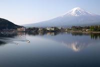 朝の富士山 - My diary
