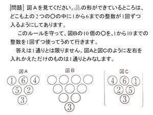 算数オリンピック<71-3>1~10の差 - 齊藤数学教室「算数オリンピックの旅」を始めませんか?054-251-8596