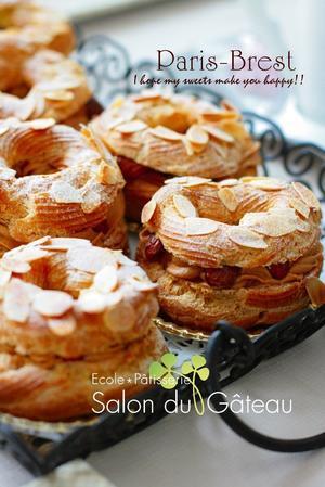 6月のお菓子教室空席のご案内 - お菓子教室 「Salon du Gateau」 Sweets diary