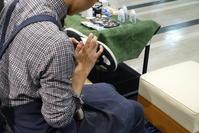 週末はブーツのお手入れ相談会 - 玉川タカシマヤ靴磨き工房 本館4階紳士靴売場