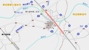 東村山3・4・15の1号新東京所沢線(神宝町) 進捗状況2019.4 - 俺の居場所2
