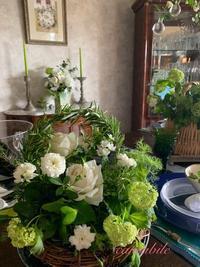 ブラッシュアップ - 佐賀県伊万里市フラワーアレンジメント&紅茶レッスン cantabile♪ flower &tea Lesson 伊万里style