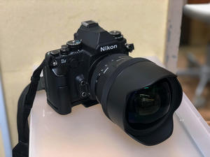 Nikon Df SIGMA A12-24mm F4DG HSM - Time flies