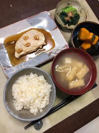 カジキのソテー - 庶民のショボい食卓