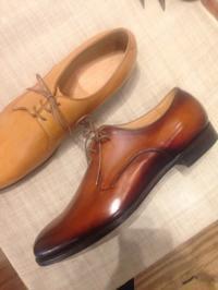 染め替えビフォアー - Shoe Care & Shoe Order 「FANS.浅草本店」M.Mowbray Shop