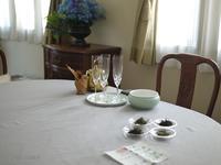 5月のお楽しみの中国茶 - お茶をどうぞ♪
