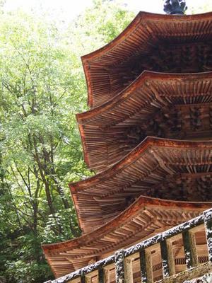 信州上田市別所温泉を訪ねて - 一場の写真 / 足立区リフォーム館・頑張る会社ブログ