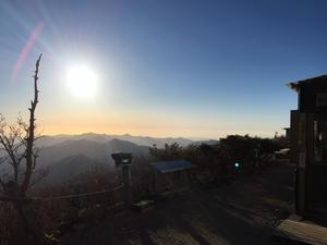 5月23日木曜 朝の気温3℃。 - つるぎさん山小屋日記