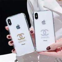 Chanel iphone xr/xsケース ブランド シャネル iphone 7/8 カバー モノグラム 透明 - Babacase's Blog