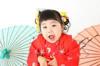 祝!W七五三! - photo studio コトノハ