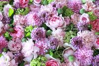 お知らせ♪ - Le vase*  diary 横浜元町の花教室