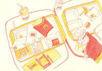 マクドナルドは祭り気分 - yukaiの暮らしを愉しむヒント