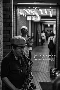 Jazzy space(伊丹まちなかバル) - GOOD LUCK!