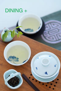 レッスン日変更のお知らせとお茶の時間 - 東京都杉並区 テーブルコーディネート教室DINING +
