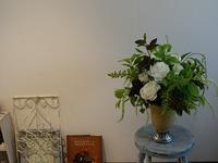 芍薬とバラ - milfle なブーケ