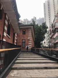 セントラルの観光スポット 大館を歩く - 日日是好日 in Hong Kong