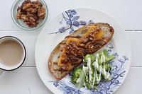 クルミの佃煮 - Nasukon Pantry