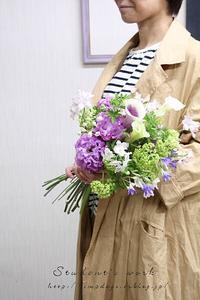 季節を楽しむ花束レッスン - Impression Days