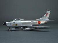 ハセガワ 1/72 F-86D セイバードッグ 航空自衛隊 完成品 - DNF