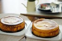 """バースデーケーキケーキはこのマンゴーチーズケーキです☆ - 大阪 北摂 茨木 南茨木 パンとお菓子の教室 """"初心者歓迎 手ごねパン作り"""" choco cafe*"""