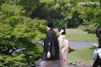 後楽園結婚式の前撮り - 下手糞でも楽しめりゃいいじゃんPHOTO BLOG