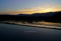 野沢温泉村今年も田植えが始まりました。プチ空撮付き - 野沢温泉とその周辺いろいろ2