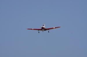 訓練飛行 - 幸ちゃんの日々