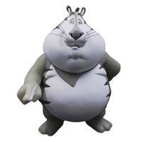 Fat Tony Monotone by Ron English - 下呂温泉 留之助商店 入荷新着情報