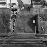 尾道坂道路地の町 - 癒しの空間