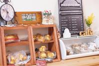 25日土曜日恒例のスイーツカット販売日 - 『小さなお菓子屋さん Keimin 』の焼き焼き毎日