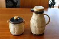 レトロなポット - 満足満腹  お茶とごはん